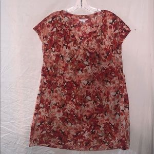 Maternity Size XXL Floral Top